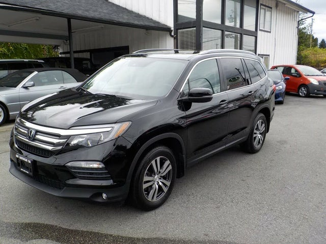 2017 Honda Pilot EX-L AWD with Nav