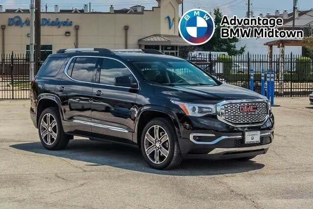 2019 Gmc Acadia Slt In Houston Tx Houston Gmc Acadia Sterling Mccall Ford