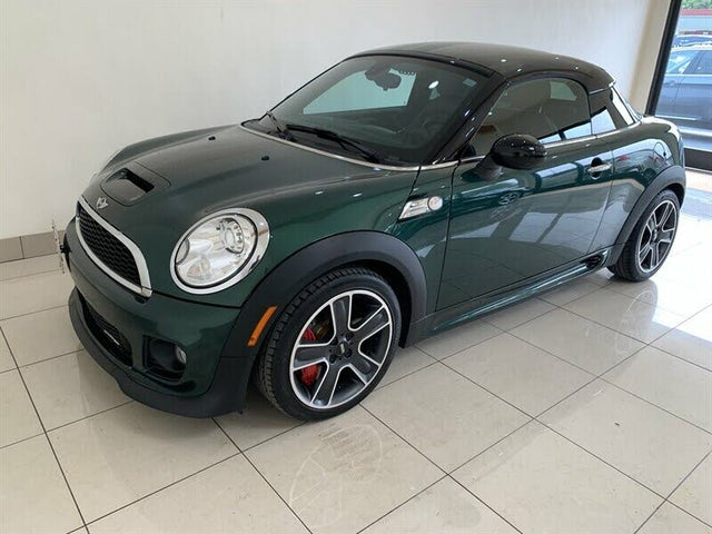 2014 MINI Cooper Coupe John Cooper Works FWD