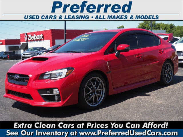 [WLLP_2054]   Used 2016 Subaru WRX STI Limited with Wing Spoiler for Sale (with Photos) -  CarGurus | 2016 Subaru Wrx Without Wing |  | CarGurus