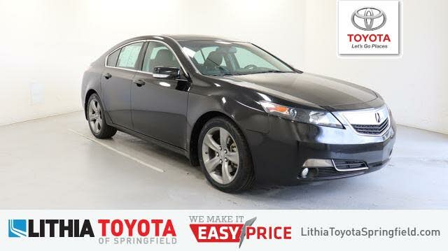 2014 Acura TL SH-AWD with Technology Package