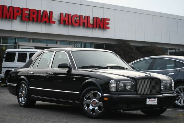 2000 Bentley Arnage Red Label RWD