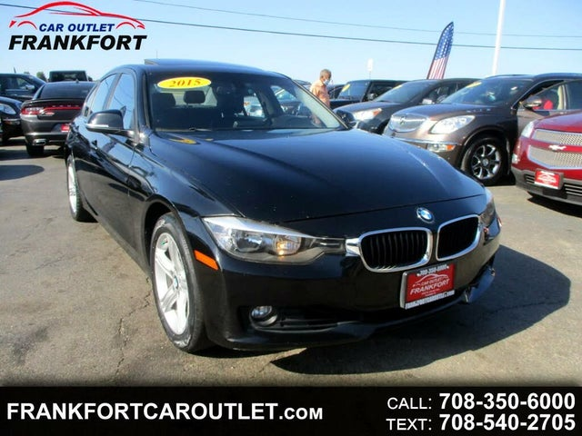 Used 2015 Bmw 3 Series 328i Xdrive Sedan Awd For Sale Right Now Cargurus