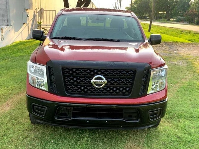2017 Nissan Titan S Single Cab