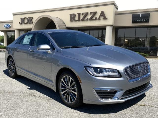 2020 Lincoln MKZ FWD