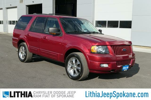 Used 2004 Ford Expedition Eddie Bauer 4wd For Sale Right Now Cargurus