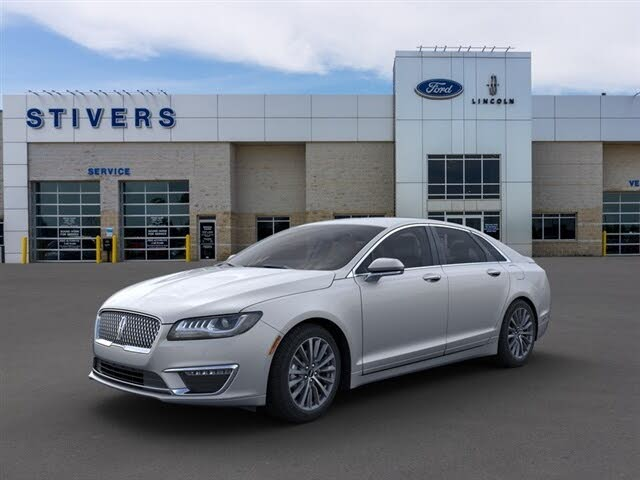 Stivers Ford Lincoln >> New Lincoln MKZ for Sale in Iowa - CarGurus