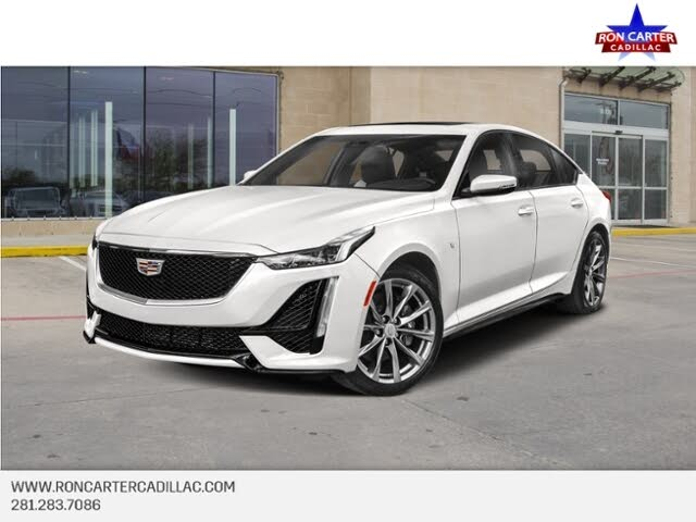 2020 cadillac ct5 v-series awd for sale in houston, tx