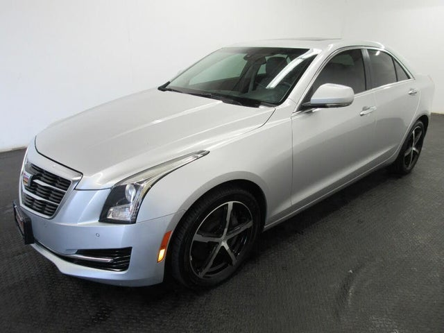Used 2015 Cadillac ATS 3.6L Luxury AWD for Sale (with ...