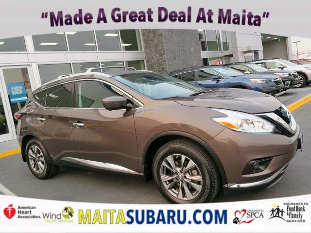Used Nissan Murano For Sale In Carson City Nv Cargurus