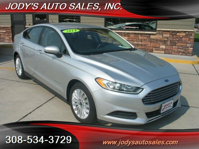 2014 Ford Fusion Hybrid S FWD