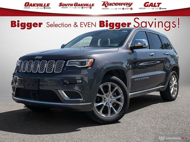 2020 Jeep Grand Cherokee Summit 4WD
