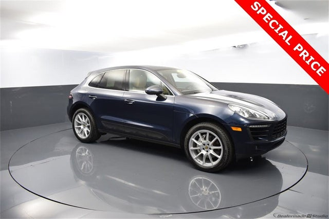 Used 2017 Porsche Macan For Sale With Photos Cargurus