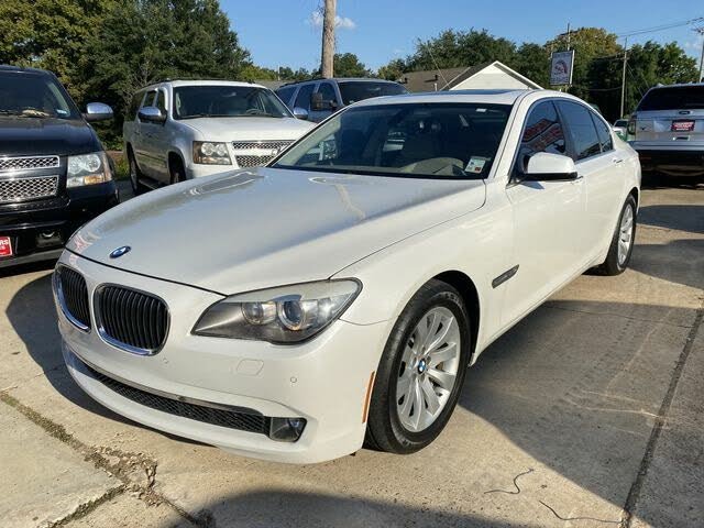 2011 BMW 7 Series 750i xDrive AWD