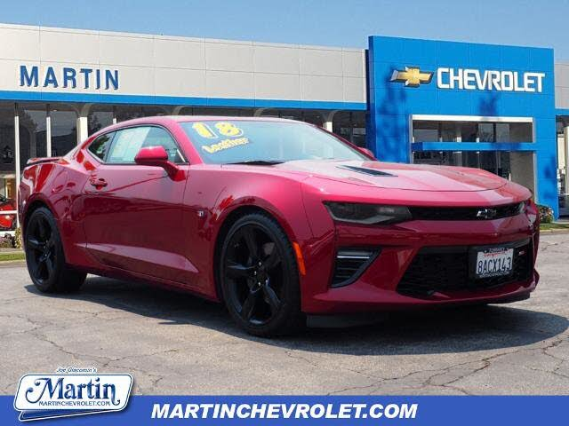 2018 Chevrolet Camaro 2SS Coupe RWD