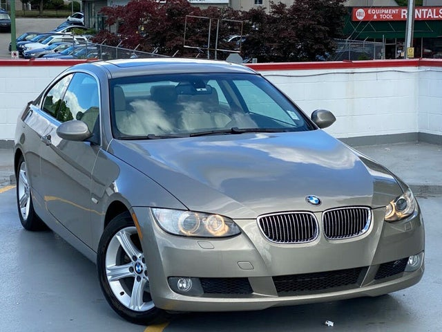 2008 BMW 3 Series 328xi Coupe AWD
