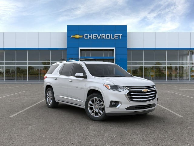 2020 Chevrolet Traverse High Country FWD