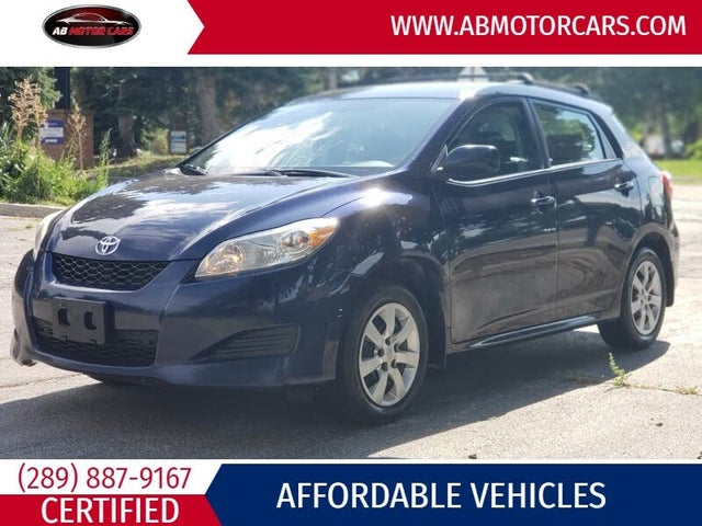 2013 Toyota Matrix S AWD
