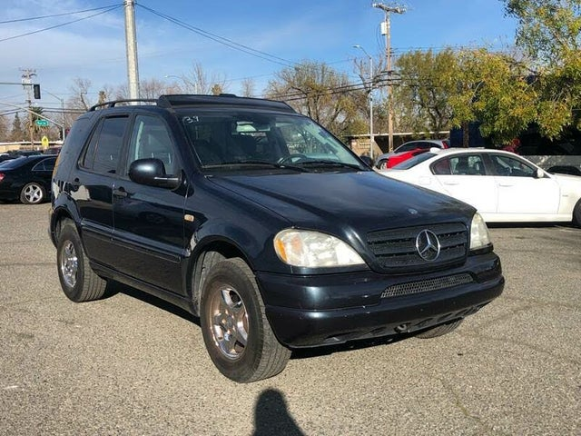 Used 2000 Mercedes-Benz M-Class ML 320 4MATIC for Sale ...