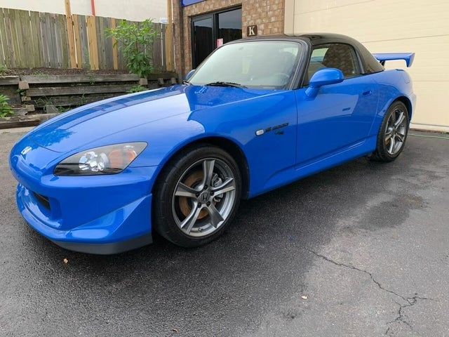 2008 Honda S2000 CR with AC and Audio