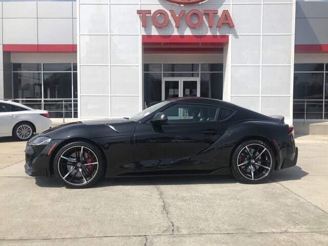 2020 Toyota Supra Premium Launch Edition RWD