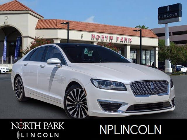 2017 Lincoln MKZ Black Label FWD