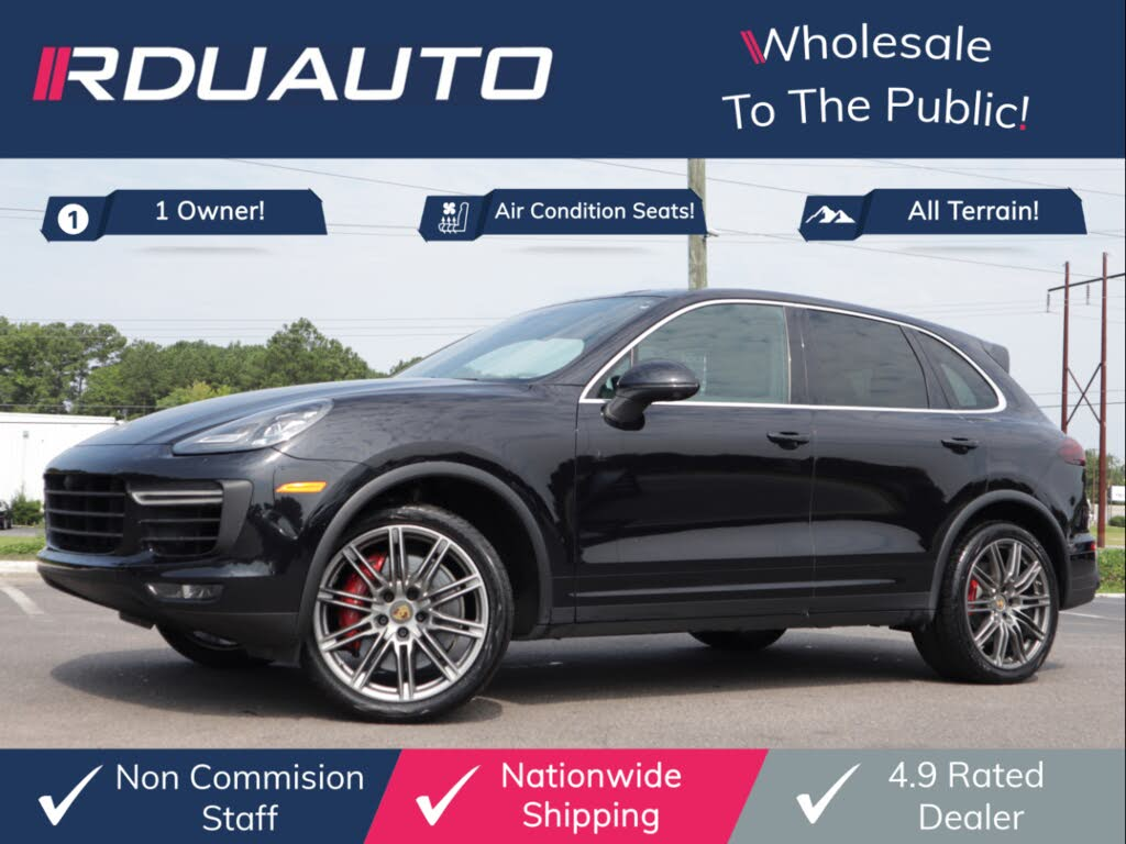 Used 2016 Porsche Cayenne For Sale With Photos Cargurus