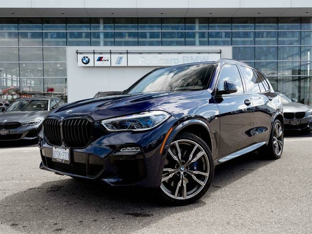 2020 BMW X5 M50i xDrive AWD