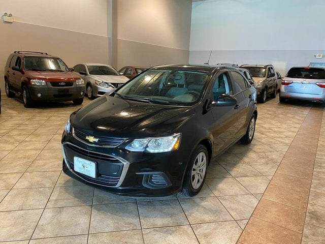 2017 Chevrolet Sonic LS Sedan FWD