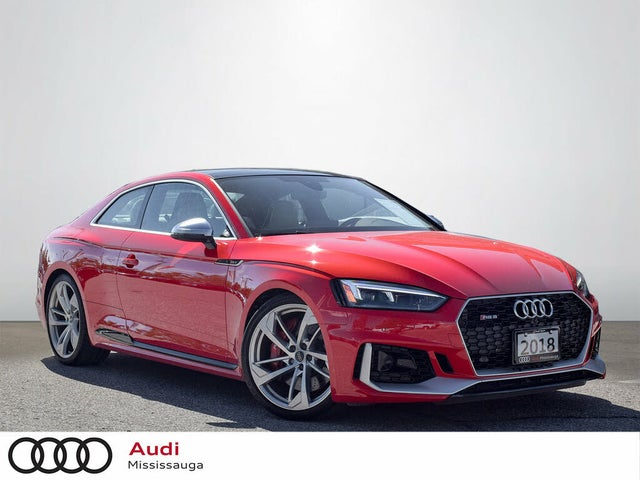 2018 Audi RS 5 quattro Coupe AWD