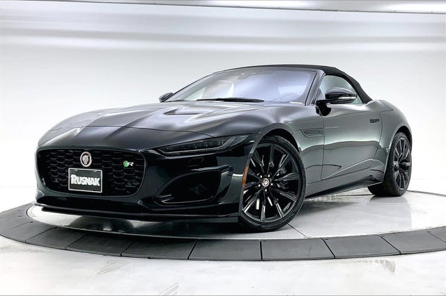 2021 Jaguar F-TYPE R Convertible AWD for Sale in Los ...