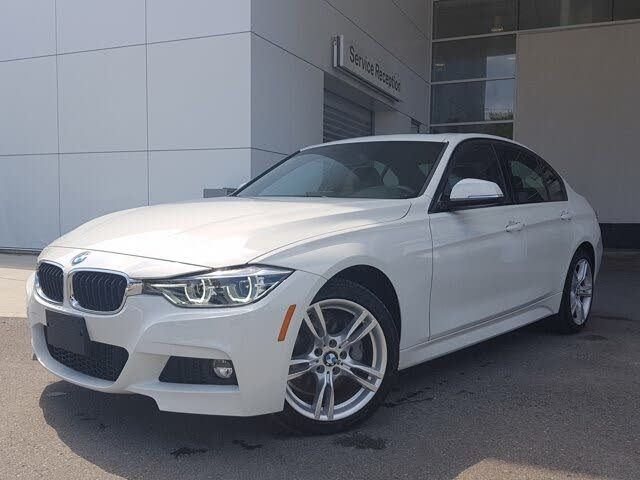 2018 BMW 3 Series 340i xDrive Sedan AWD