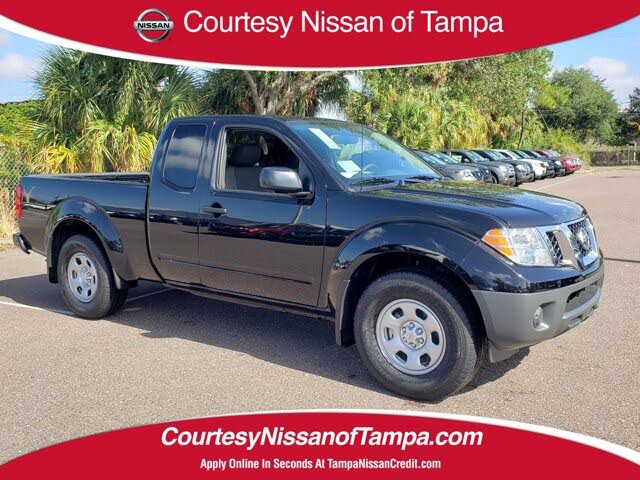 2020 Nissan Frontier S King Cab RWD