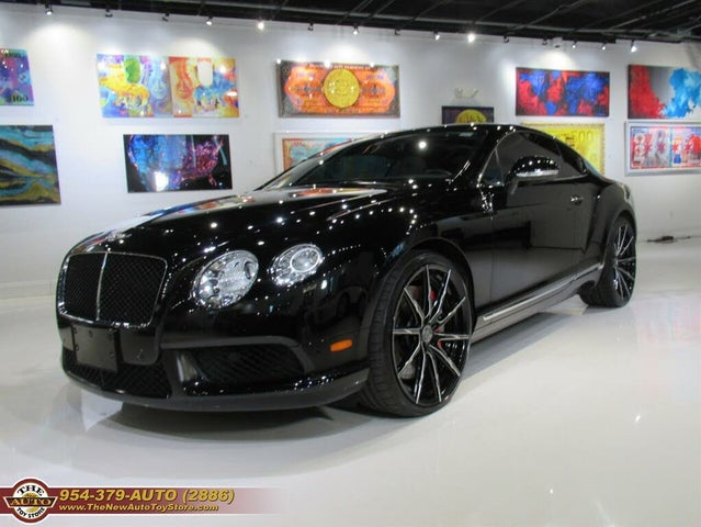 2014 Bentley Continental GT V8 AWD