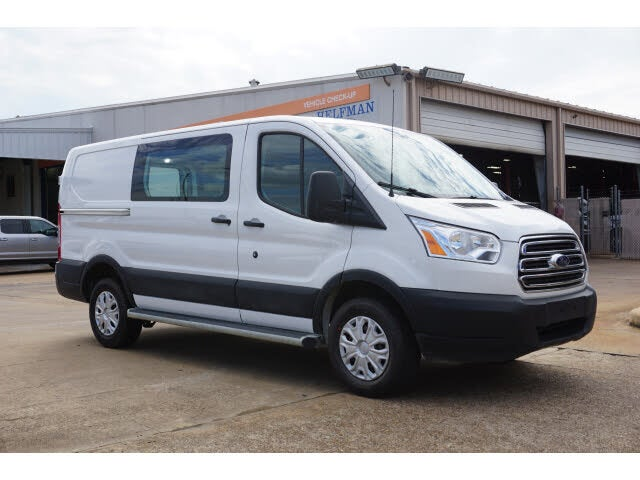 2019 Ford Transit Cargo 250 Low Roof RWD with Sliding Passenger-Side Door