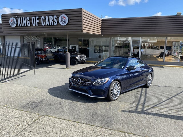 2017 Mercedes-Benz C-Class C AMG 43 Coupe