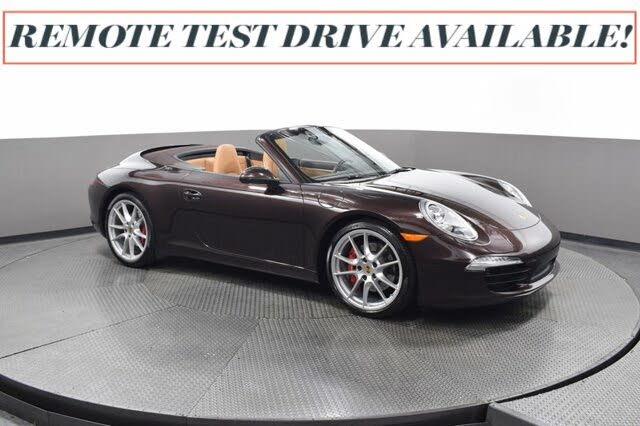 Used 2016 Porsche 911 Carrera S Convertible Rwd For Sale With Photos Cargurus