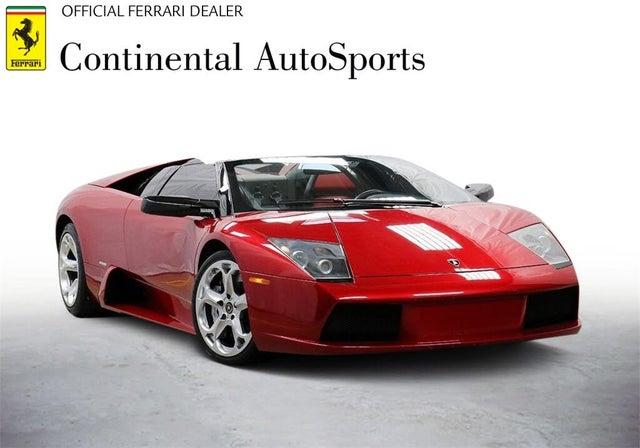 2006 Lamborghini Murcielago Roadster AWD