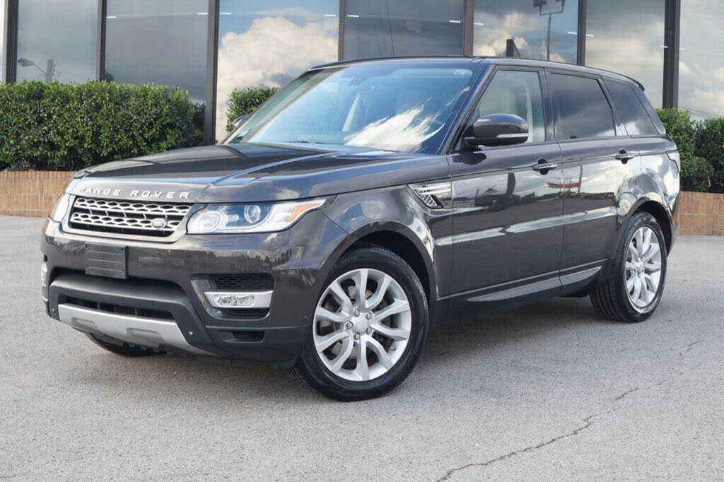 Used Land Rover With 7 Seats For Sale Cargurus