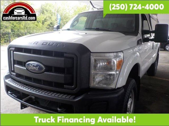 2013 Ford F-250 Super Duty XL LB 4WD