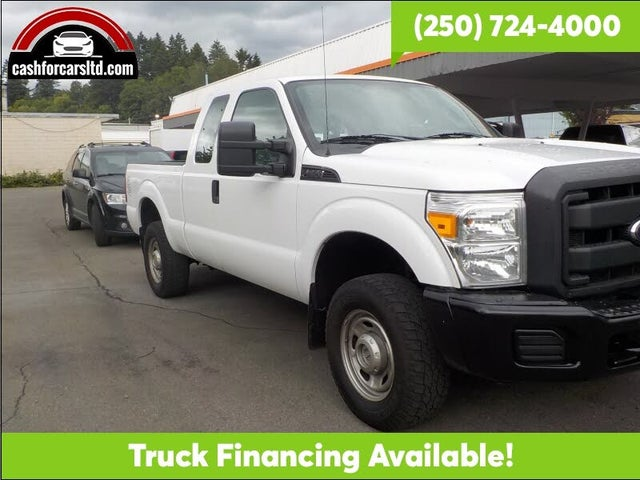2014 Ford F-250 Super Duty XL SuperCab 4WD