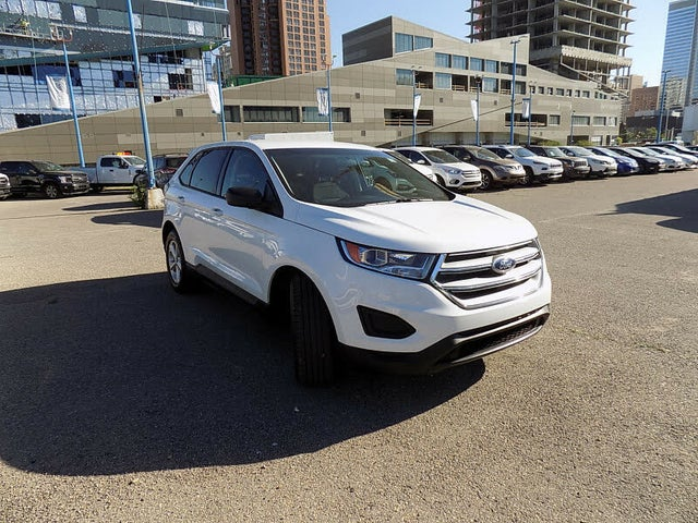 2018 Ford Edge SE AWD
