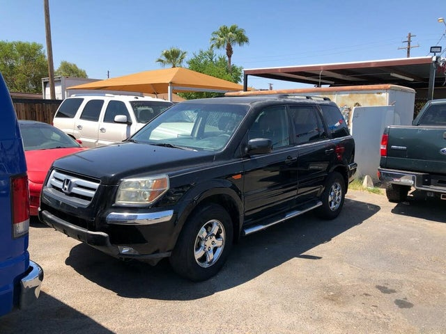 2007 Honda Pilot EX-L with Nav