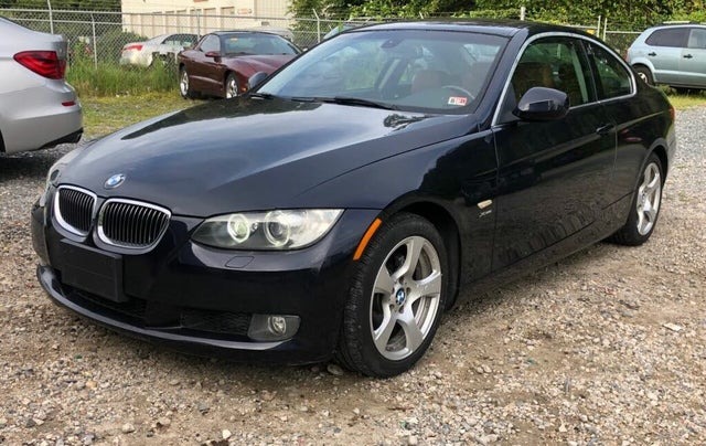 2010 BMW 3 Series 328i xDrive Coupe AWD
