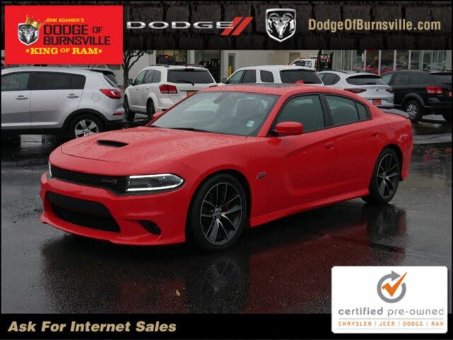 2016 Dodge Charger R/T Scat Pack RWD