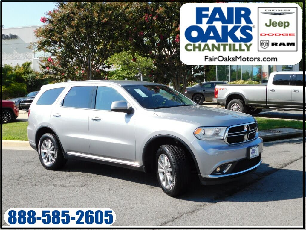 Used 2017 Dodge Durango For Sale Right Now Cargurus