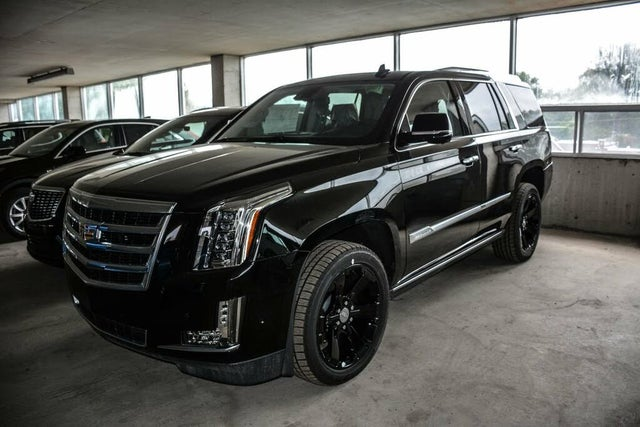 2019 Cadillac Escalade for Sale in Sherbrooke, QC - CarGurus