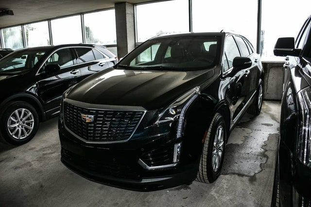 2020 Cadillac XT5 Luxury AWD