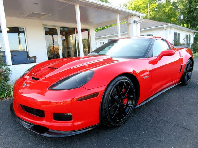 2013 Chevrolet Corvette Z06 1LZ Coupe RWD