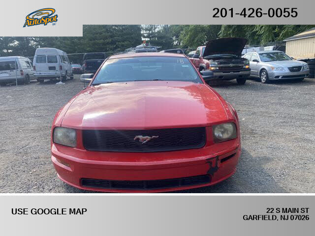 2007 Ford Mustang V6 Premium RWD